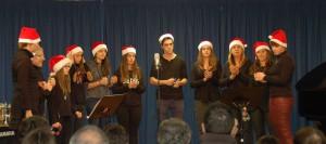 Cantada de nadales al pati del Kursaal @ Teatre Kursaal | Manresa | Catalunya | Espanya