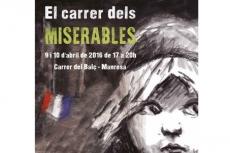 Carrer dels Miserables @ Carrer del Balç | Manresa | Cataluña | Espanya