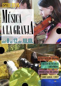 Música a la granja @ Granja Les Pedreres